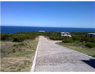 Vacant Land Residential For Sale in DANA BAY MOSSEL BAY