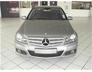 2012 MERCEDES-BENZ C-CLASS C180 BE F/L A Avantgarde