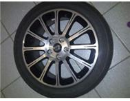 Original 17 Renault Clio RS Gordini Rims