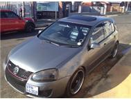 VW GOLF 5 GTI AUTOMATIC