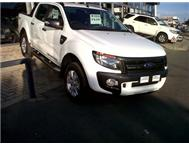 NEW FORD RANGER 3.2 4X4 D/C WILDTRA...