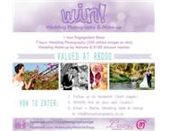 COMPETITION Win your Wedding Photography & Make-Up !