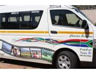 Daily shuttle from Bloubergstrand/Milnerton to Town for R750 pm