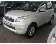 Daihatsu Terrios 1.5 4x4 This is the compact 4x4