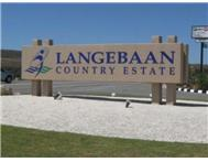 Vacant Land Residential For Sale in LANGEBAAN COUNTRY ESTATE LANGEBAAN