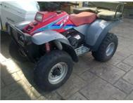 POLARIS 4 X 4 QUAD WITH TOWBAR