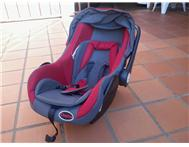 This car seat/carrier is in a very good condition and is still available.