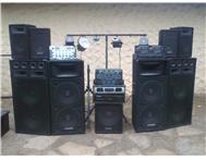 Amazing Start out advanced DJ Sound System