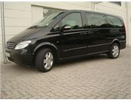 2008 Mercedez Benz Viano 3.0 CDi 7Seater