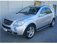 Mercedez Benz ML63 AMG A/T