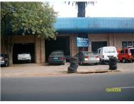 Commercial property for sale in Klerksdorp