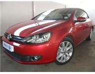 DEMO VW Golf 6 Cabriolet 1.4 TSi Comfortline DSG 2013 - FOR SALE