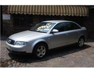 2002 AUDI A4 1.9TDI FOR SALE
