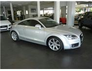2011 AUDI TT Coupe 2.0T FSI Manual