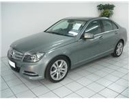 2013 MERCEDES-BENZ C180 BE AVANTGARDE A/T