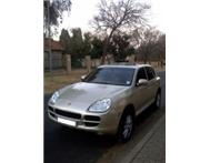 Porsche Cayenne 4.5 V8 to swap for Bakkie 4x4 of Similar value