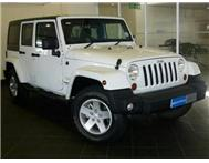 2011 JEEP WRANGLER 3.8 Sahara Unlimited