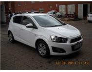 2012 Chevrolet Sonic 1.6 LS Hatch 5 Door