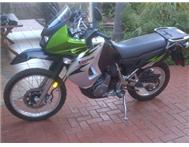 KAWASAKI KLR 2008 WITH ONLY 14500 K... Centurion