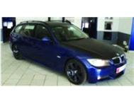2006 BMW 320d Touring full house ... Johannesburg