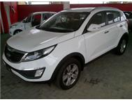 Sportage 2.0 Diesel one owner maintenance plan to 90 000 km