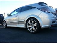 OPEL ASTRA OPC 2.0 TURBO 6 speed