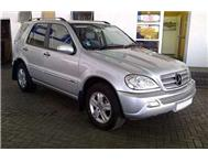 Mercedes Benz ML 270 Cdi Special Ed...