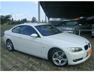 2009 BMW 3 SERIES 320i COUPE AUTO