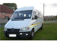 Mercedes Sprinter 416 Cdi 18 seater bus