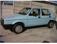 1.3 CITI GOLF 181000km