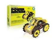 BUILD YOUR OWN POWER RACER - 3 TO CHOOSE FROM