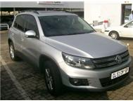 DEMO VW Tiguan 1.4 TSi Trend / Fun 2013 CL51CM Strong and spac