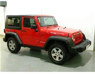 2011 JEEP WRANGLER Rubicon 3 8