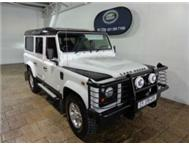 2013 Land Rover Defender 110 SW Demo