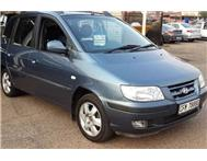 Hyundai Matrix 1.6 GLS Manual