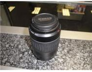 CANON LENS WITH 6 MONTH GUARANTEE