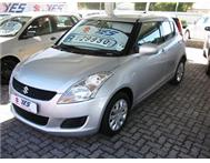 Suzuki Swift 1.4GL with Low Mileage!