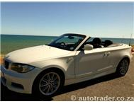 2010 BMW 1 SERIES 120i Convertible Sportpack