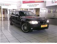 BMW - 118i (E87) Steptronic