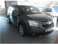 Chevrolet - Orlando 1.8 LT Manual
