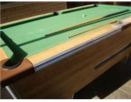 POOL TABLE UNION BILLARDS