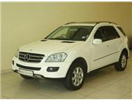 2007 MERCEDES BENZ ML 320 CDI