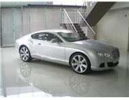 Bentley - Continental GT Speed