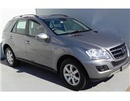 2010 MERCEDES-BENZ ML 350 CDI A/T