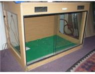 URGENT SALE REPTILE S CAGES & MORE