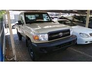 2010 Toyota Land Cruiser 79 4.0 V6 pick-up