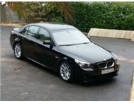 BMW 5 series E60 525I AUTO SPORTPACK SUNROOF