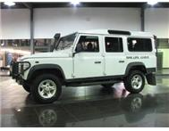 2008 Land Rover Defender 110 Puma Station Wagon