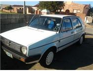 golf 2 1300 all round good cond.rea...