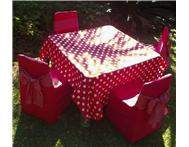 Chair Covers Chair Bows Kids Party Linen